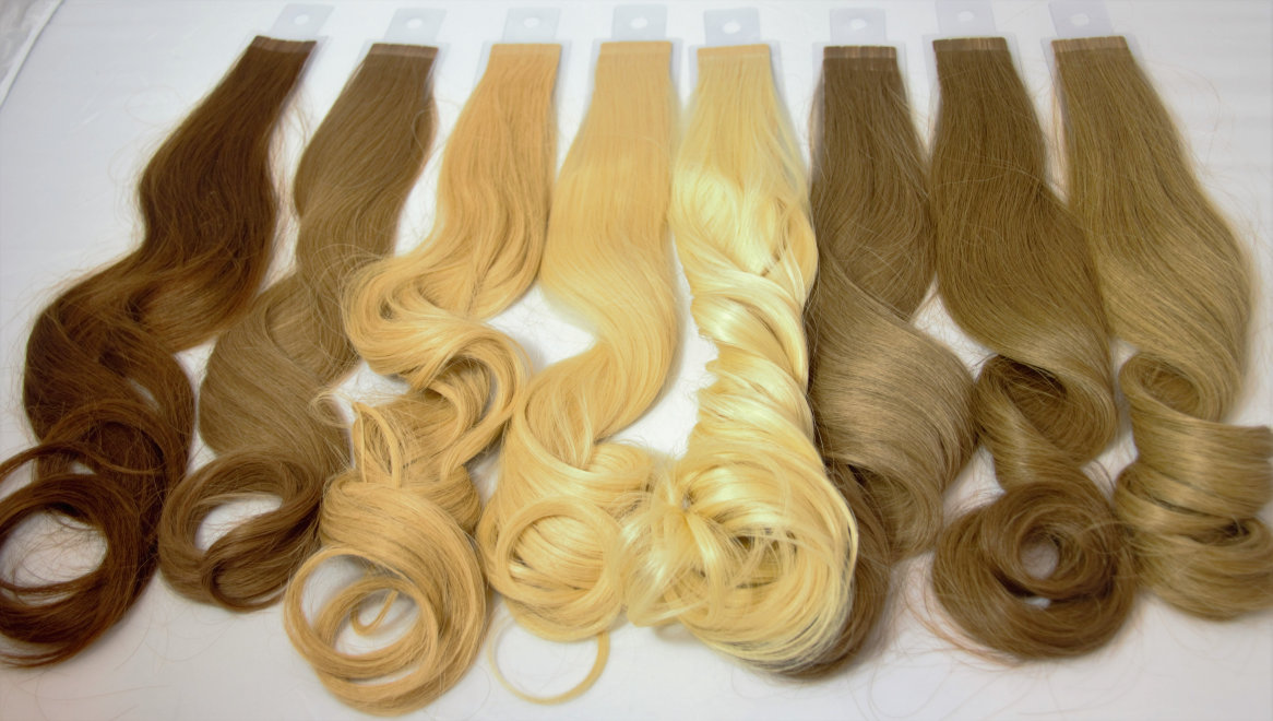 Seamless Tape Weft Luxury Hair Extensions
